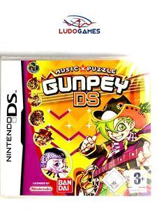 Gunpey-DS-Nintendo-DS-Pal-Eur-Scelle-Videojuego-Neuf-Nouveau-Scelle-Retro