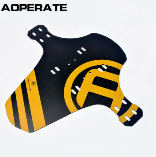 MTB Mudguard Cycling Bike Bicycle Fender Uitable For Front Fork Rear Wheel