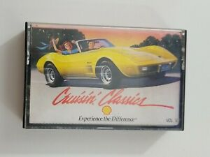 Crusin Classics Vol 5 Cassette 1990 CBS Special Products