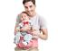miniature 15 - Neonato Bimbo Bambino Seggiolino Sedile Girovita Trasporto Anca
