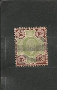 Great Britain King Edward VII Old STAMPS FRANCOBOLLI sellos Timbres