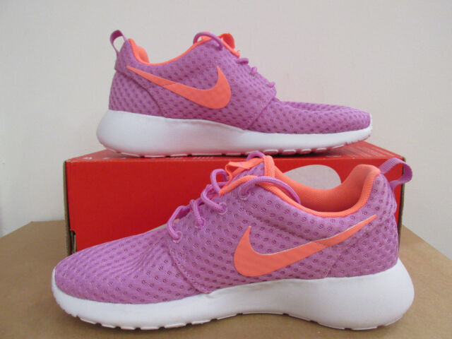 62080dccf46a nike womens rosherun BR running trainers 724850 581 sneakers shoes CLEARANCE