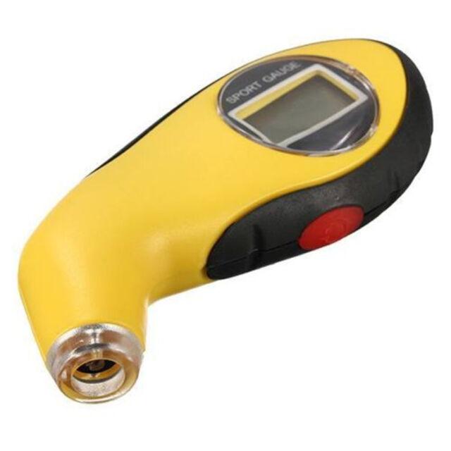 LCD Digital Car Tire Tyre Air Pressure Gauge Tester Tool For Car