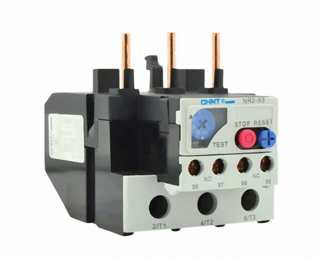 New 37-50A Thermal Overload Relay NR2-93 CHINT