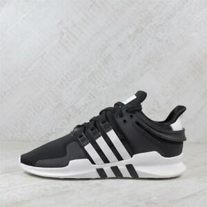 Mens-Adidas-EQT-Support-ADV-Black-White-Trainers-TGF49-RRP-89-99