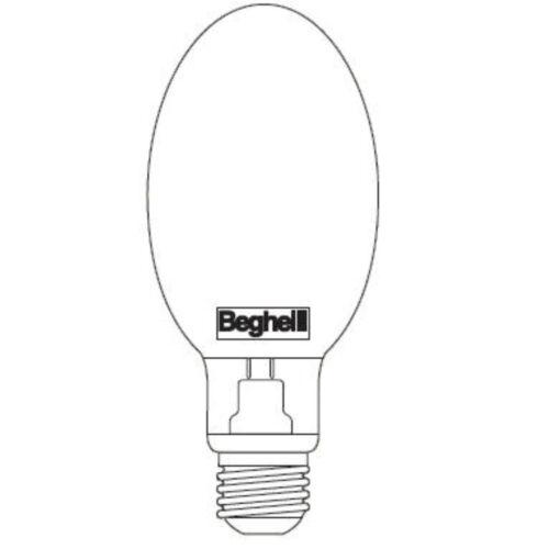Lampada vapori di sodio alta pressione 400 W watt lampadina HPS-e//o E40 ellittic