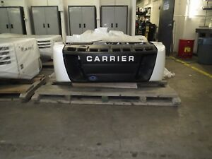 Details about Carrier Transicold Supra 850 Refrigeration Truck Box Unit  Reefer