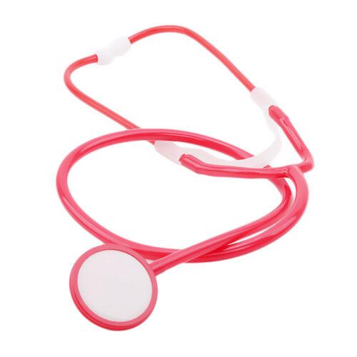 Kids Children Pretend Play Nurse Doctor Stethoscope Mini Medical Toy OO