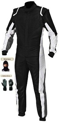 kart suit CIK/FIA LEVEL 2 (free balaclava and gloves)