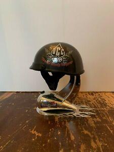 Bike-Lidz-Orange-County-Choppers-Die-Cast-Collectors-Motorcycle-Helmet
