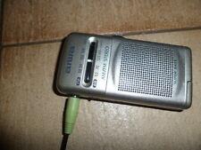 Radio Aiwa CR AS 09 Super Bass Mini Pocket Radio leichte fehler batteriefach