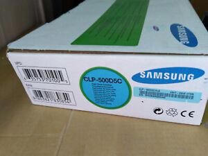 Samsung-CLP-500D5C-Tonerkartusche-Original-CLP500-CLP550-Toner-Cyan