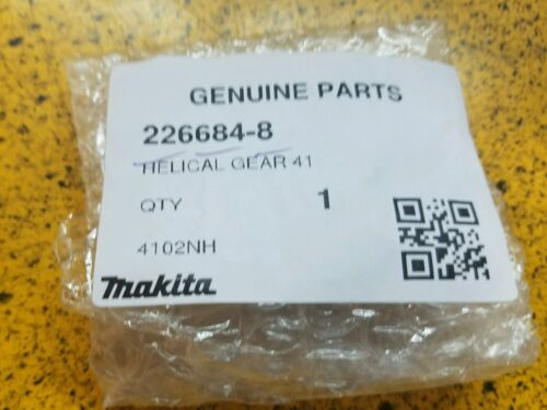 MAKITA 226684-8 HELICAL GEAR 41 FOR CIRCULAR SAW 4200NH 4100NH