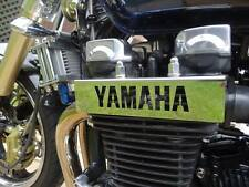 YAMAHA XJR 1200 / 1300 ALL YEARS MIRROR POLISHED STAINLESS STEEL ENGINE COVERS