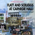 Flatt & Scruggs at Carnegie Hall! [The Complete Concert] by Flatt & Scruggs (CD, Apr-1998, Koch (USA))