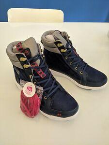 NEW Ryka Aurora Womens High Top Sneaker