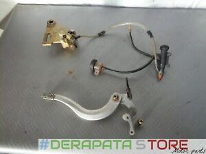 PINZA-POMPA-FRENO-LEVA-TUBO-PEDANA-POST-CROSS-PEUGEOT-MOTARD-XP6-50C-2007-a571
