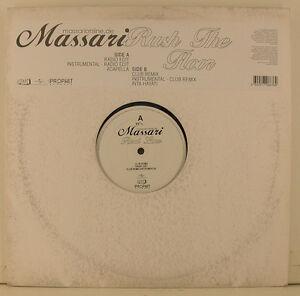 Massari-RUSH-THE-FLOOR-12-034-MAXI-SINGLE-i977