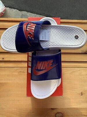 Womens Nike Benassi JDI Slides Color