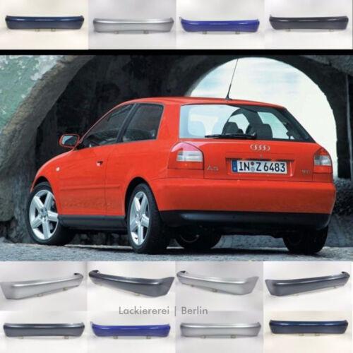 AUDI a3 8l 1996-2003 paraurti posteriore verniciato in colore NUOVO!