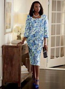 size 6 Teeka Jacket Dress by Ashro new