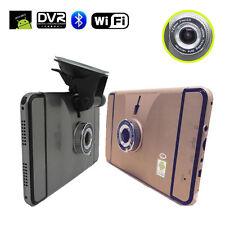 """HD 7"""" GPS 8GB Android Car Navigation System Bluetooth AV-IN Front Camera Car DVR"""