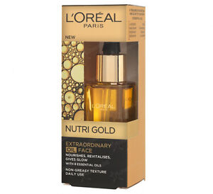 L-039-Oreal-Loreal-Nutri-Gold-Nourishing-Extraordinary-Oil-Face-For-Normal-Skin-30ml