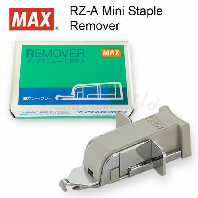 MAX RZ-A Staples Remover from stapler, MADE IN JAPAN