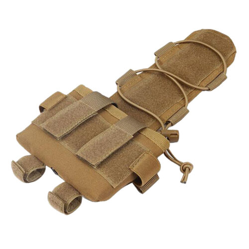 Hunting Helmet Counterweight Pouch Counterbalance Weight Bag Battery Pouch,