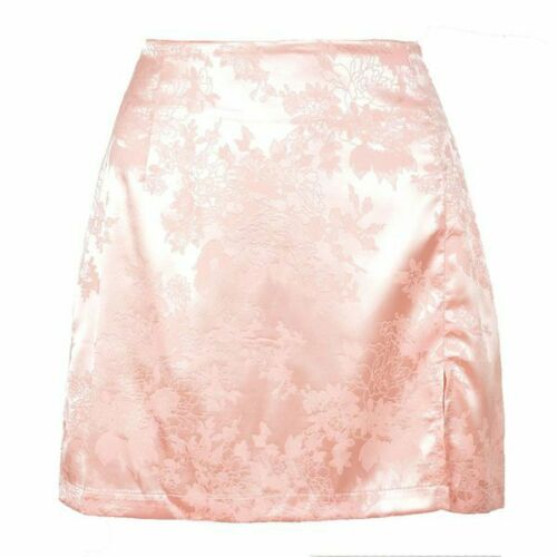 Floral Casual Short Dress Cocktail Evening Women Club Party Loose Skirt Sundress