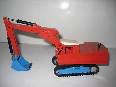 Liebherr R 961 Escavatore Profondamente Cucchiaio Bachi Rosso Blu #281.2 Strenco 1:50-mostra Il Titolo Originale Ritardare La Senilità