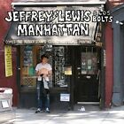 Jeffrey & Los Bolts Lewis - Manhattan Vinyl LP
