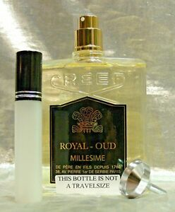 Size Oud On De Creed 33 Spray Roll FlOz10 Travel Eau Ml Details Or Royal Parfum 0 About lKcuF13JT