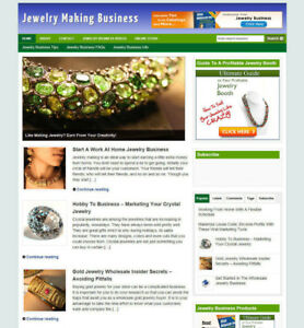 JEWELRY-MAKING-BLOG-WEBSITE-AFFILIATE-OPTIONS-AND-NEW-DOMAIN-HOSTING