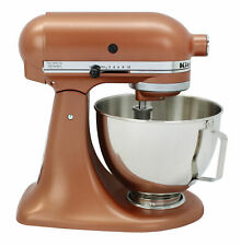 KitchenAid 4.5 Quart Tilt-Head Stand Mixer w/ 10-Speed Slide Control, Copper