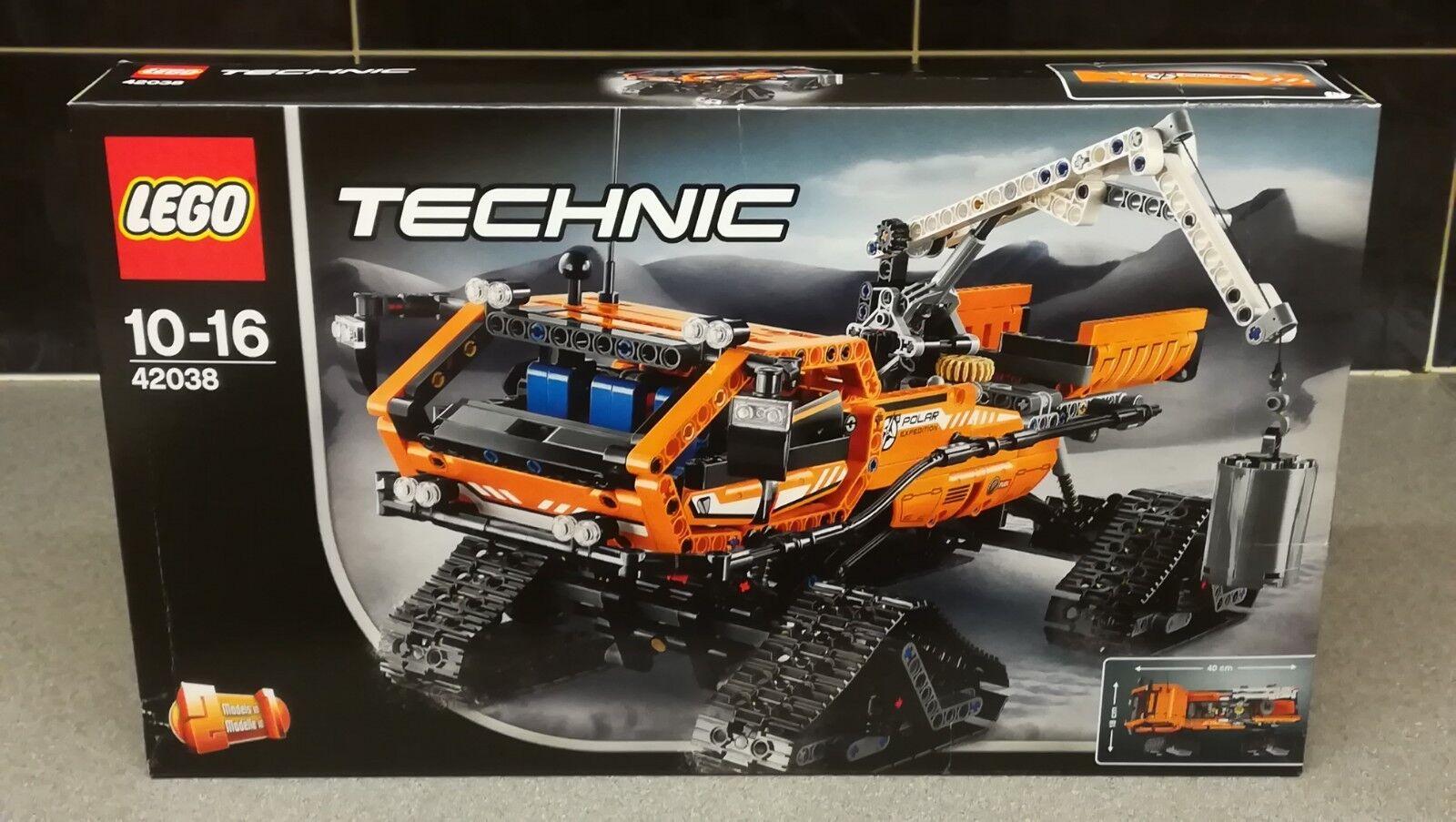LEGO Technic 42038 CAMION ARTICO-Brand new_2 con alcune shelfwear