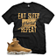 BLACK-Wheat-GRIND-T-Shirt-for-Jordan-Golden-Harvest-6-OG-Wheat-Gold-1-13 thumbnail 3