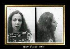 MAGNET Mug Shot AMY FISHER 1997 Fridge Photo Magnet