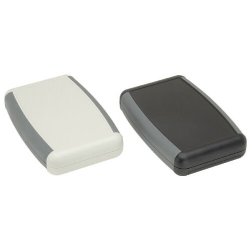 Soft sided Hand Held Enclosure Black 117 x 79 x 24mm ABS Project Box Case