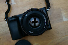 SONY E MOUNT. HELIOS 44M-4 2/58. SUPERB 58mm f2 PORTRAIT LENS. ZEISS CLONE