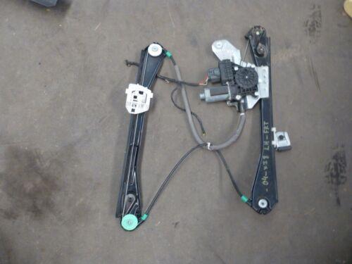 2004-2009 JAGUAR XJ8 XJ8L VANDEN PLAS LEFT DRIVER FRONT WINDOW REGULATOR MOTOR
