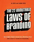 The 22 Immutable Laws of Branding: How to Build a Product or Service into a World-Class Brand by Laura Ries, Al Ries (Paperback, 2002)