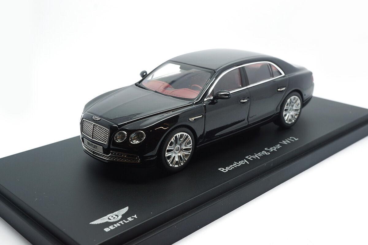 5561 - Kyosho Bentley Flying spur w12-Onyx Noir - 2012 - 1 43