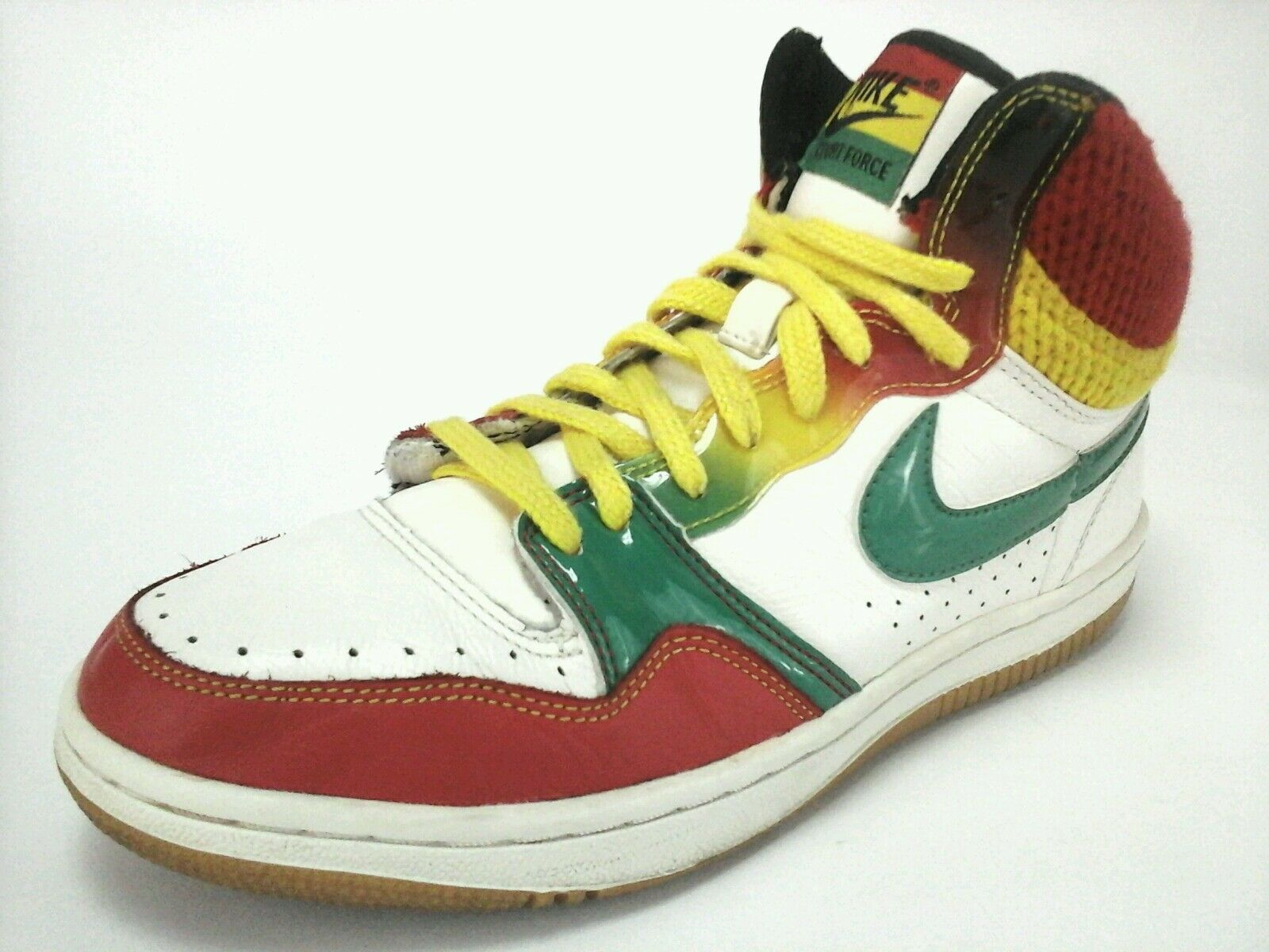 e6964bd2100d3 ... Nike Womens Court Force Roots Rock Raggae Mid Top shoes shoes shoes  Sneakers US 9.5 995d39 ...
