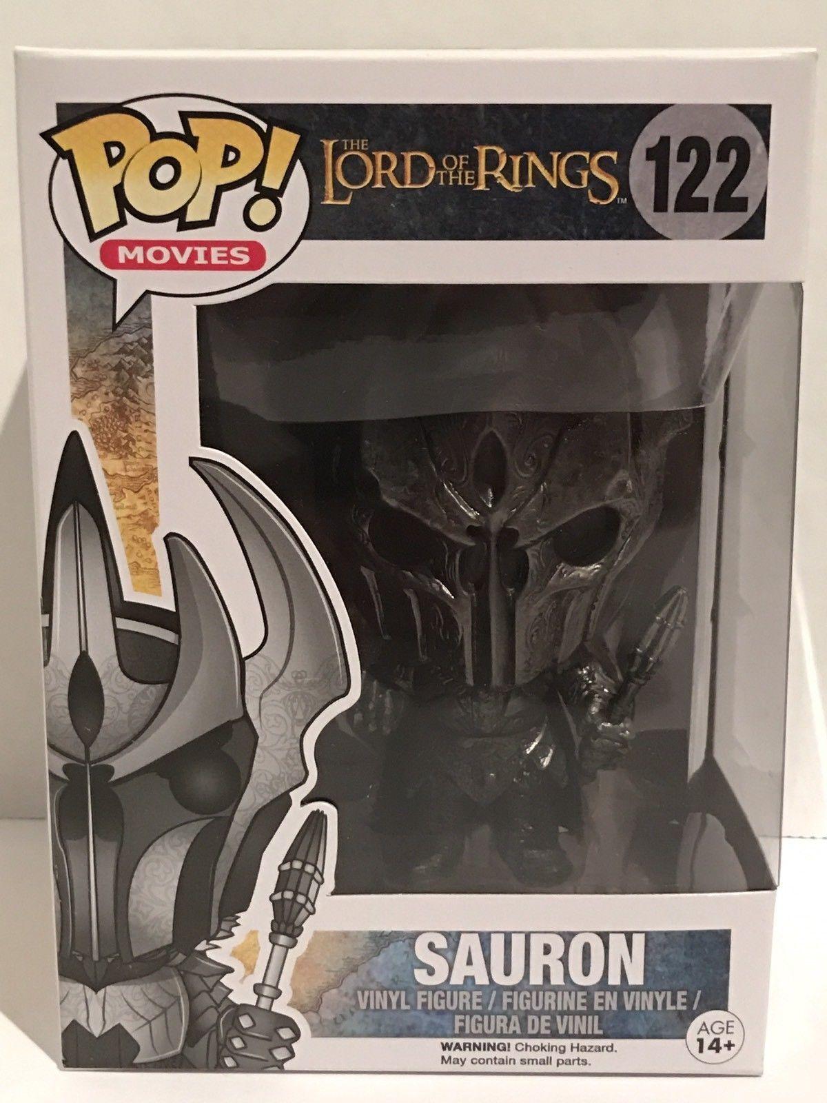 Lord Of The Rings Sauron Funko Pop Vinyl Figure NEW RARE SALE