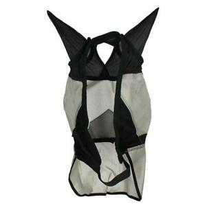 Horze-Full-Coverage-Fly-Mask-with-Nose-and-Ears-Protects-from-UV-and-Insects