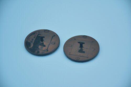 Mini Adhésif Top /& t-lock Clips Pour Tapis De Sol /& Tapis Fixation