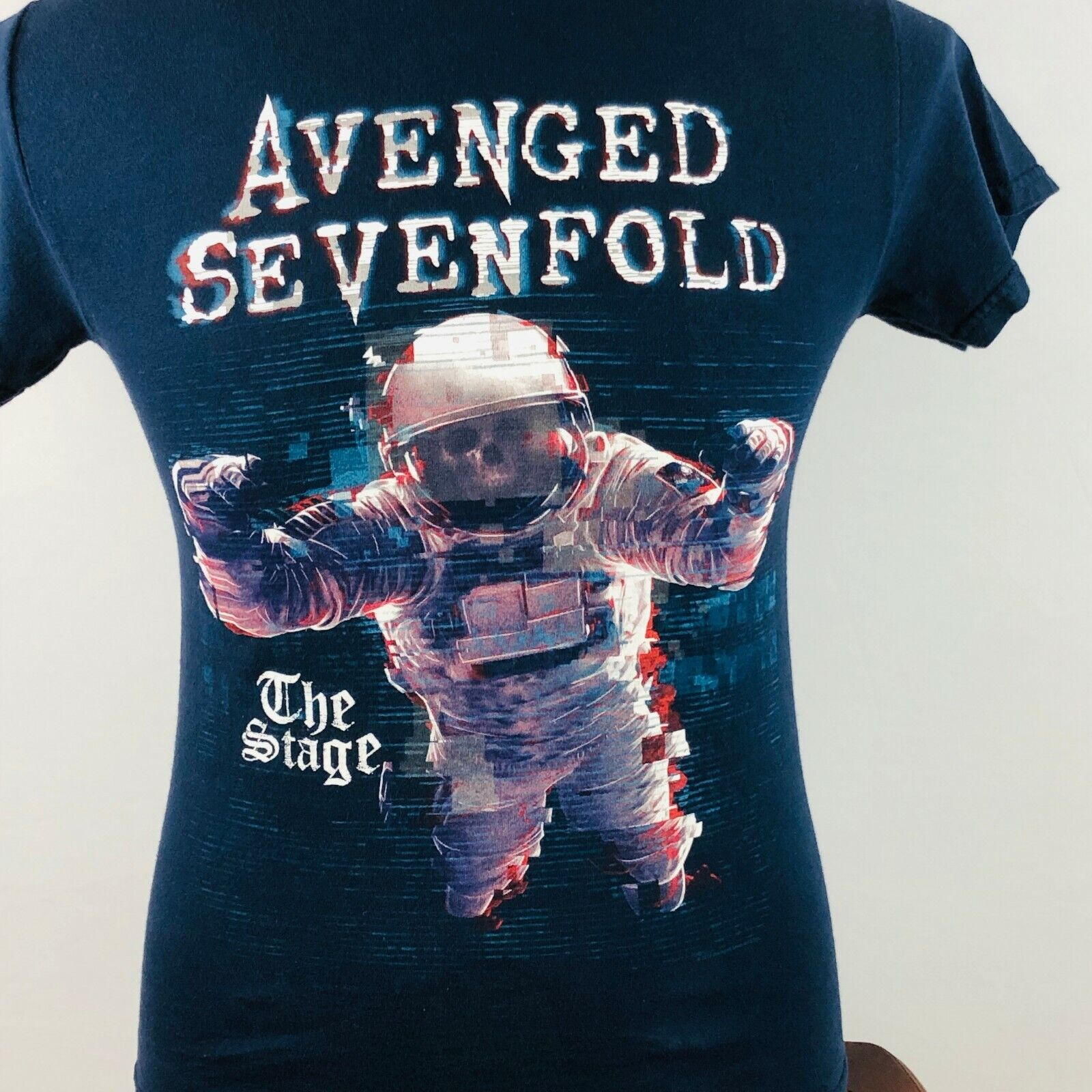 Avenged Sevenfold The Stage Mens S Graphic T Shirt