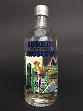 Absolut Vodka design by Alena Akhmadullina.Not Vancouver full & sealed bottle