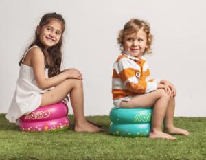 ORIGINAL Noybo Baby Travel Toilet Portable Potty Kids Hygiene Foldable + Gift